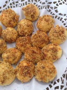 Sirkeli Kurabiye (Vinegar Cookies)